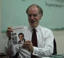 Dr. Wilkinson 致贈中心教學 DVD